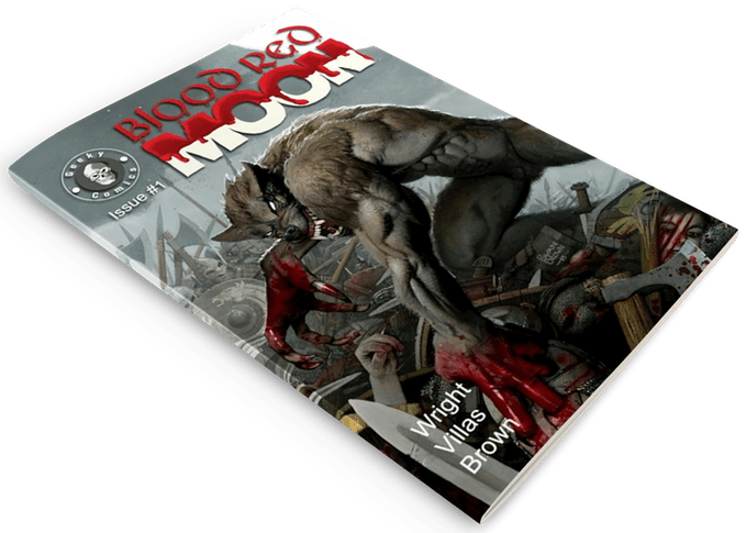 "Vikings take a werewolf captive in ""Blood Red Moon"" featured image"