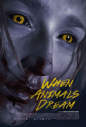 "A young Scandinavian werewolf claims her heritage in ""When Animals Dream"" featured image"