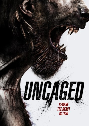 """Uncaged"" DVD cover & release date featured image"