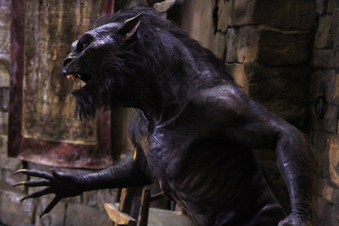 Underworld Lycans Costume Special Effects...