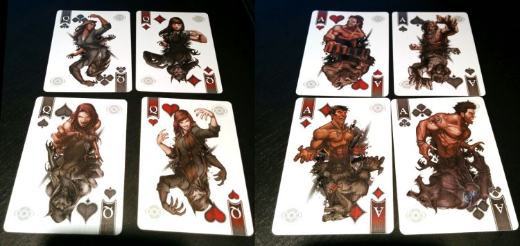 Review: Werewolf Bicycle Cards from Crooked King featured image