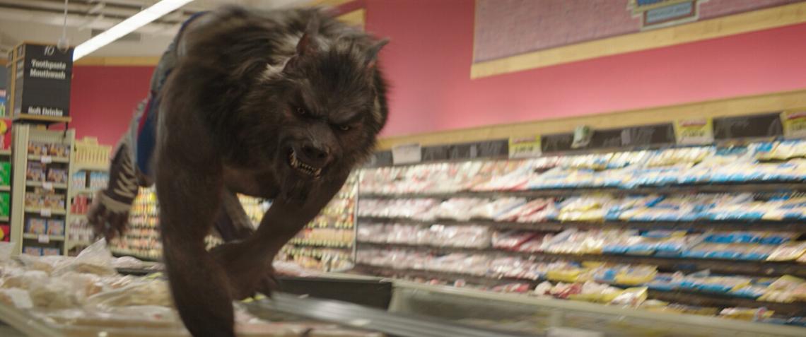 Goosebumps Werewolf - Final