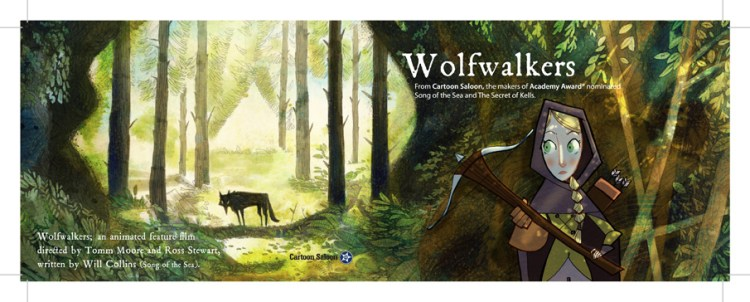 Cartoon Saloon & Tomm Moore take on the wolfen shapeshifters of 17th century Ireland featured image