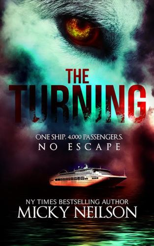 "Micky Neilson's debut horror novel ""The Turning"" puts a strung-out werewolf on a cruise ship featured image"