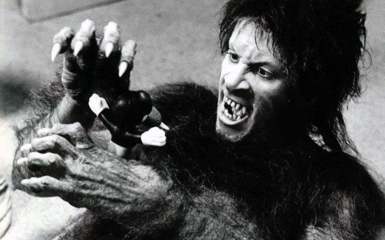 "Monster Legacy lovingly dissects the ""American Werewolf in London"" transformation featured image"