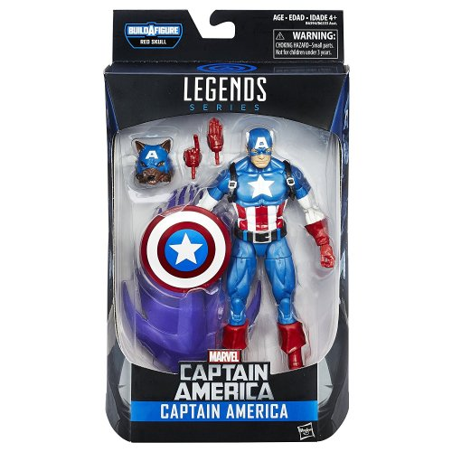 Captain America's werewolf mode appears in new Marvel Legends Series Figure featured image