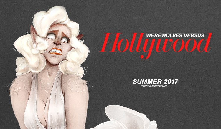 """WV05 – """"Werewolves Versus: Hollywood"""" call for entries featured image"""