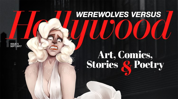 Werewolves Versus: Hollywood is out now! featured image