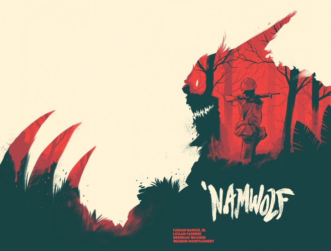"Fabian Rangel Jr & Logan Faerber take an American werewolf to Vietnam in ""'Namwolf"" featured image"