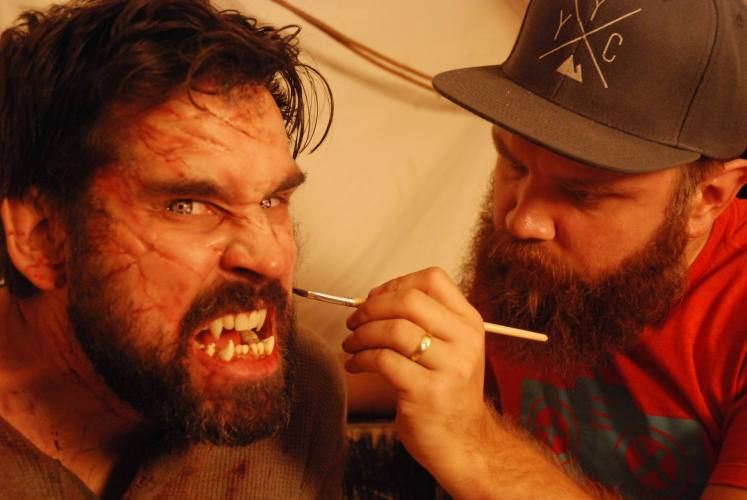 "Vote for ""Timber"", a Storyhive project that pits lumberjacks against werewolves featured image"