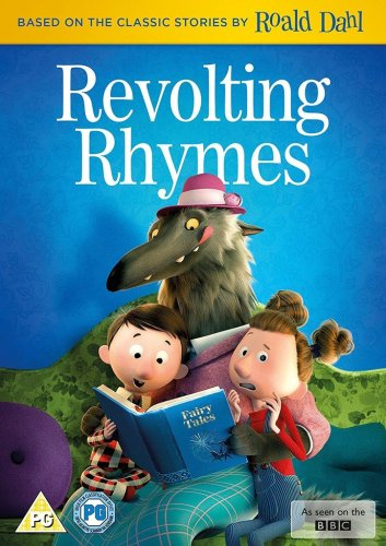 "Roald Dahl's ""Revolting Rhymes"" animated shorts features very stylish wolves featured image"