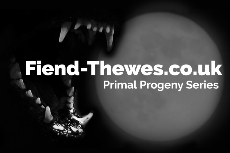 """""""Primal Progeny"""" – a Werewolf Horror Series by S.L. Mewse featured image"""