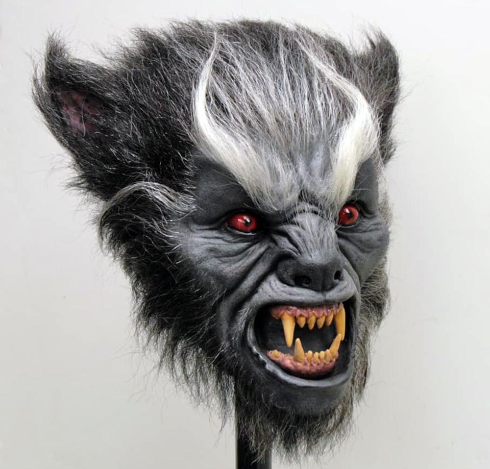 Jordu Schell Werewolf Mask featured image