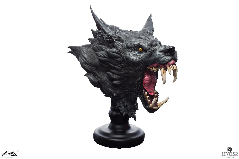 "No haunted house or cursed castle is complete without this bust of ""The Hound"" featured image"