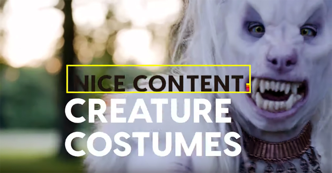The werewolf queen of Chaos Costumes featured on Nice Content featured image