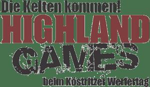 logo highlandgames
