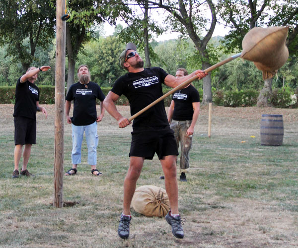 Highland Games – Zweite Trainingschance
