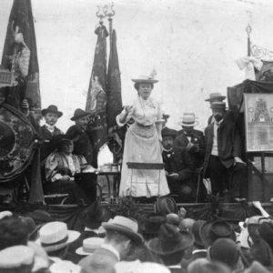 Rosa Luxemburgo, líder revolucionaria de la socialdemocracia alemana