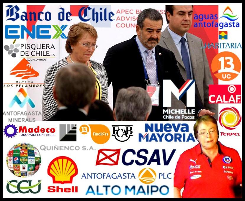 Chile -El ordinario racismo del millonario minero Luksic