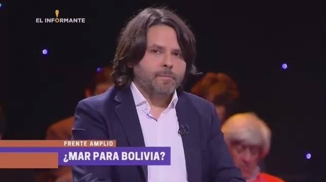 Chile - Revisa la respuesta de Alberto Mayol sobre #MarParaBolivia