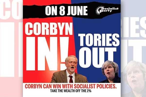 Gran Bretaña: El manifiesto de Corbyn, un paso importante en la dirección correcta