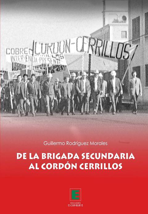 Chile - Presentación de la segunda edición del libro DE LA BRIGADA SECUNDARIA AL CORDON CERRILLOS