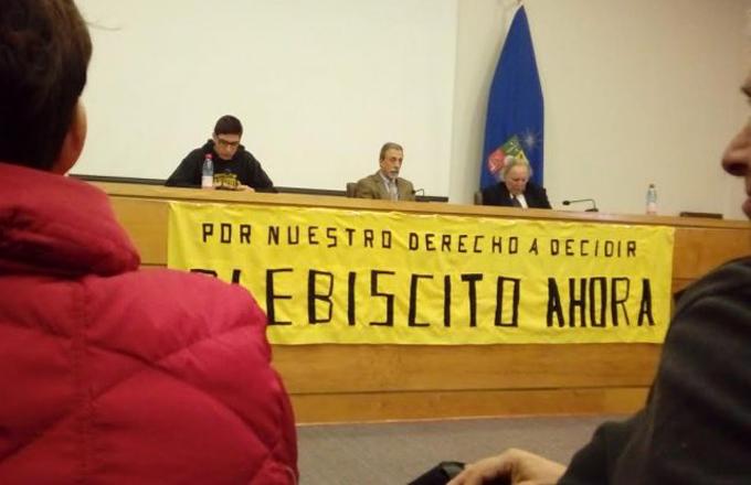 Chile - NO + AFP lanza campaña por plebiscito: YO DECIDO