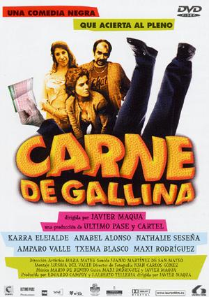 Cine - Carne de Gallina:   Ver la película
