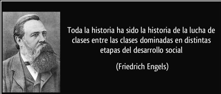 Federico Engels Por Lenin Werken Rojo