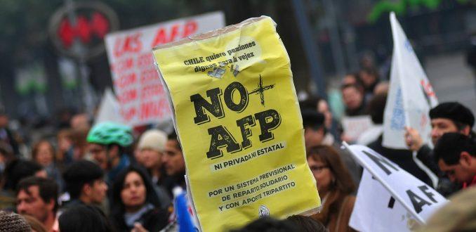 Chile - Expertos y académicos entregan respaldo a plebiscito convocado por No más AFP