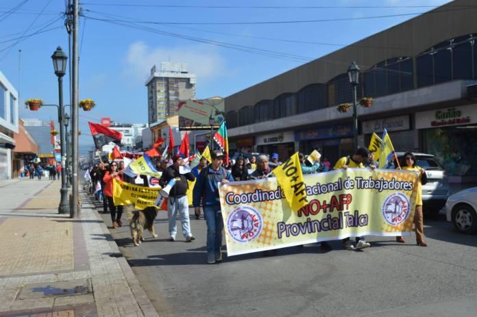 Chile - Gobierno da espalda a los trabajadores y descarta propuesta de No + AFP.