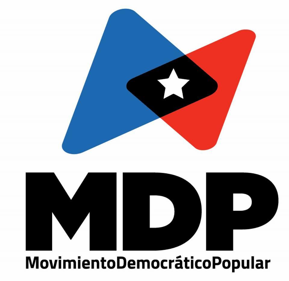 Chile - El MDP se suma a la protesta que ha convocado la Coordinadora Nacional de Trabajadores NO + AFP el próximo 30 de noviembre.