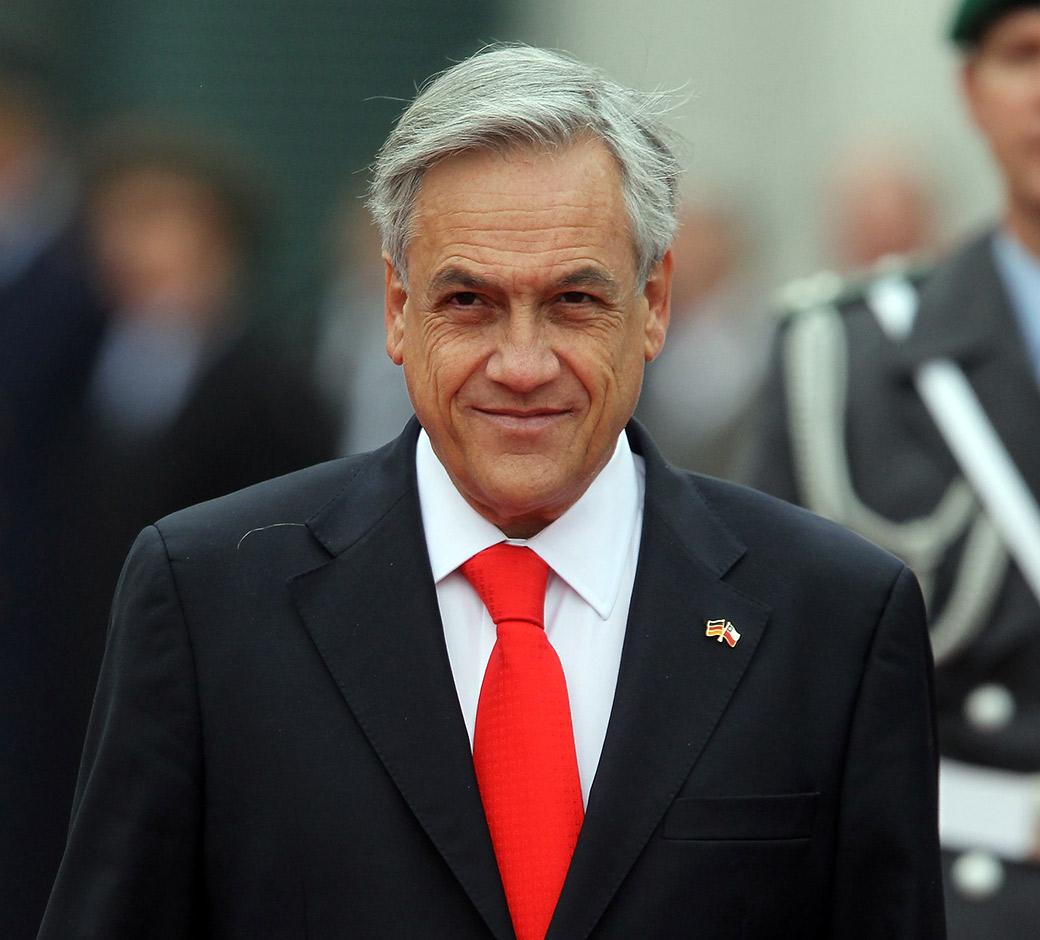 Chile - Piñera podría ganar en primera vuelta