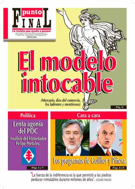 Chile - El modelo intocable