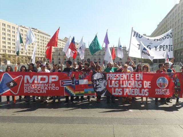 Construir oposición antineoliberal y forjar Poder Popular y Ciudadano: Visión y propuestas del MDP en el Frente Amplio.