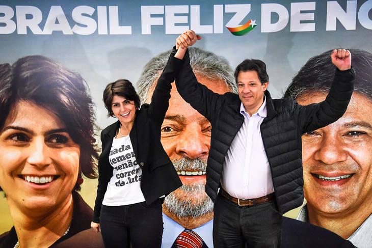 2da vuelta en Brasil: Más de 235 intelectuales, dirigentes sociales y políticos, académicos y parlamentarios chilenos solidarizan apoyan al pueblo brasileño y a Haddad contra el peligro Bolsonaro para Brasil y la región.
