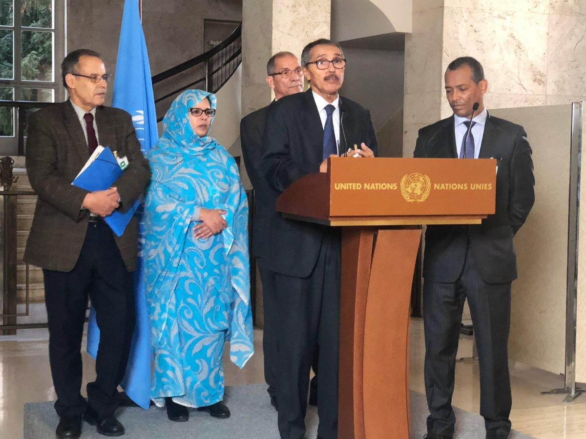 Ginebra: Negociación entre el Frente Polisario y Marruecos debe aplicar las Resoluciones de la ONU sobre el derecho saharaui a la autodeterminación. En Chile piden apurar Referéndum de Autodeterminación.