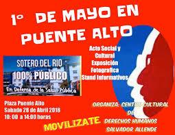 Chile - 2018, Año de Movilizaciones en Puente Alto
