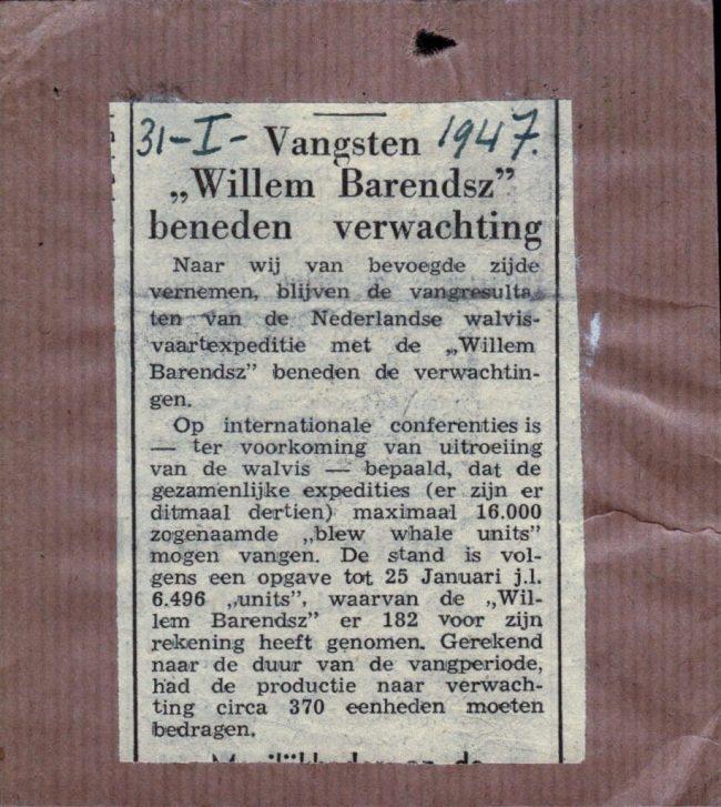 31 januari 1947