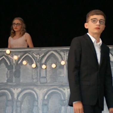 Fächerübergreifendes Projekt Kunst-Deutsch-Musik