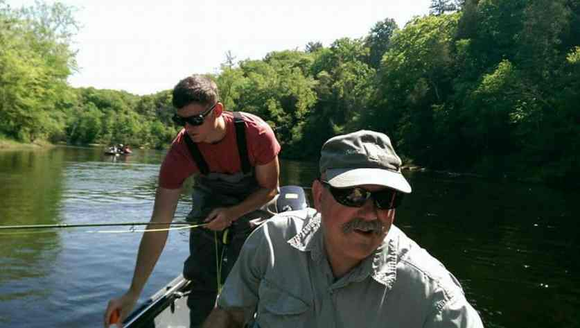 Phil Cusey joins the Werkman Outfitters team