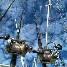 Charter Boat fishing