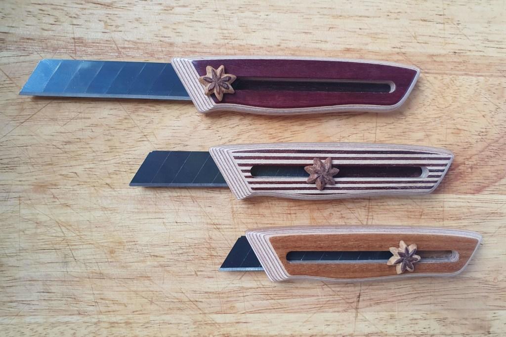 Holzcutter Varianten