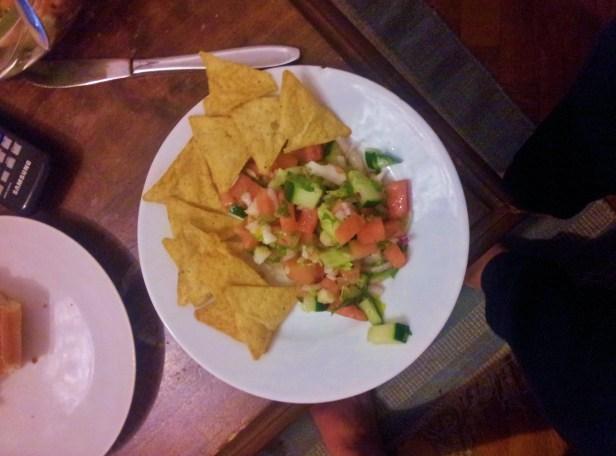 Beilage: Bobo-Jalapeno-Tacos, vom Prosi!