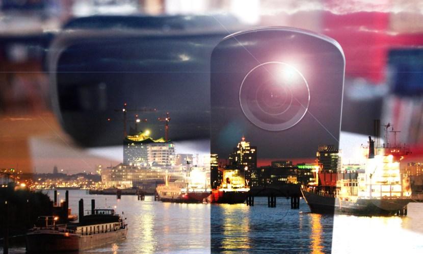 360 Grad Kamera, Panoramen für Blog