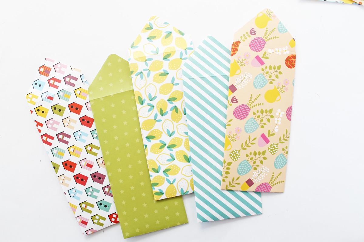 diy cash envelopes we