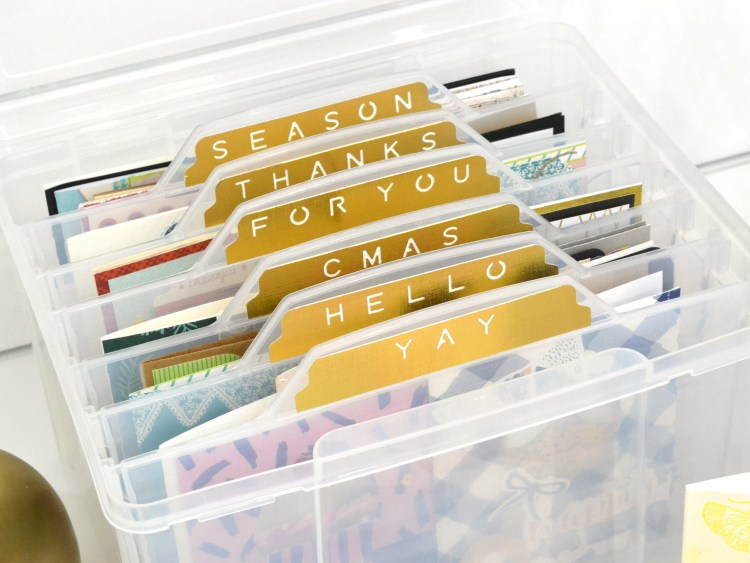 Word Punch Board Tabs by Aly Dosdall for We R Memory Keepers.
