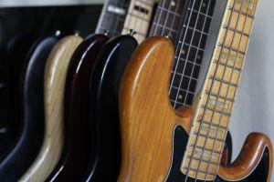 Bass Fender Jazz Bass Vintage Maple Neck Rosewood