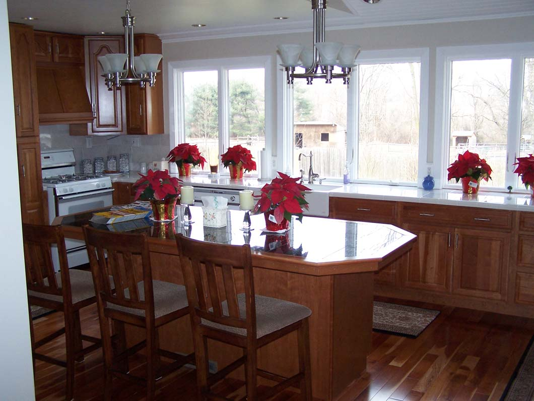 kitchen remodeling: quakertown, pa | werner building company