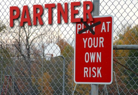 Are you avoiding risk, underestimating risk, or wisely navigating risk in your cross-cultural partnership?